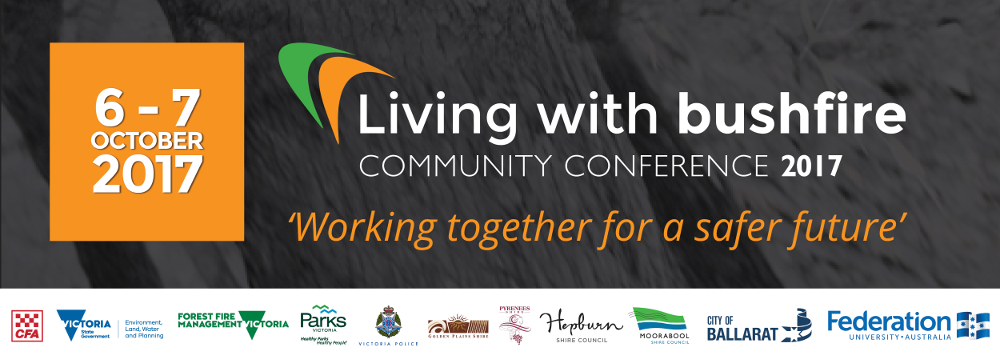 Living with Bushfire Community Conference