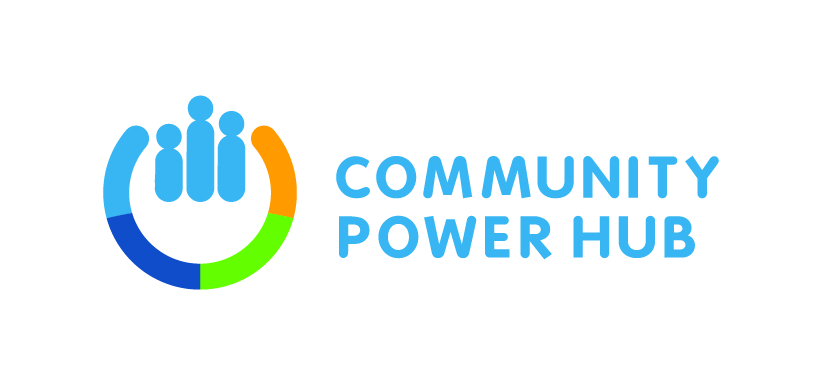 Community PowerHub Horizontal Logo