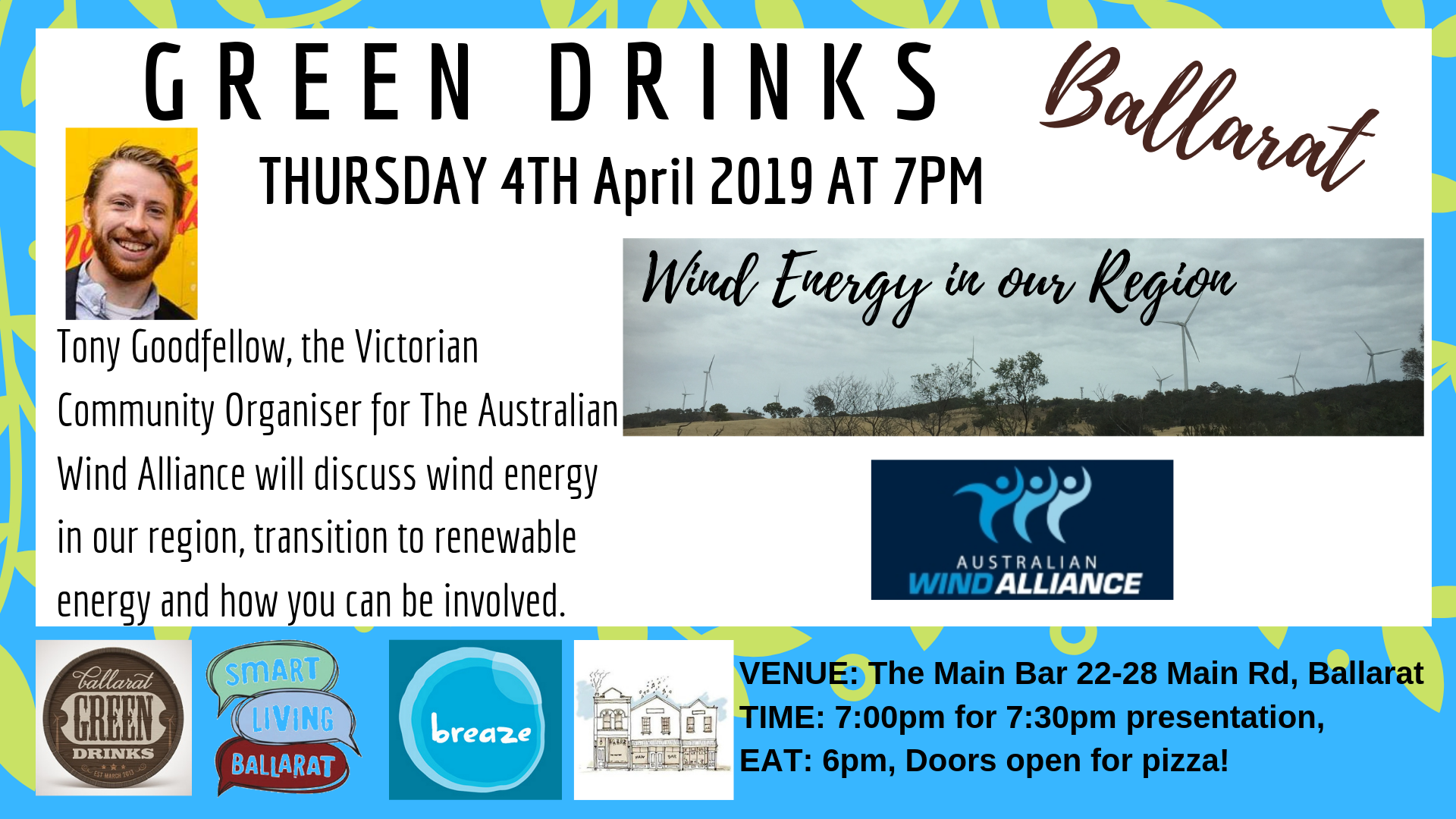 Ballarat Green Drinks