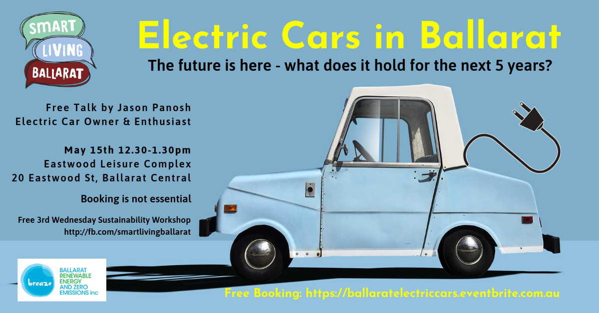 Electric Cars SLB May 2019 Poster FB1