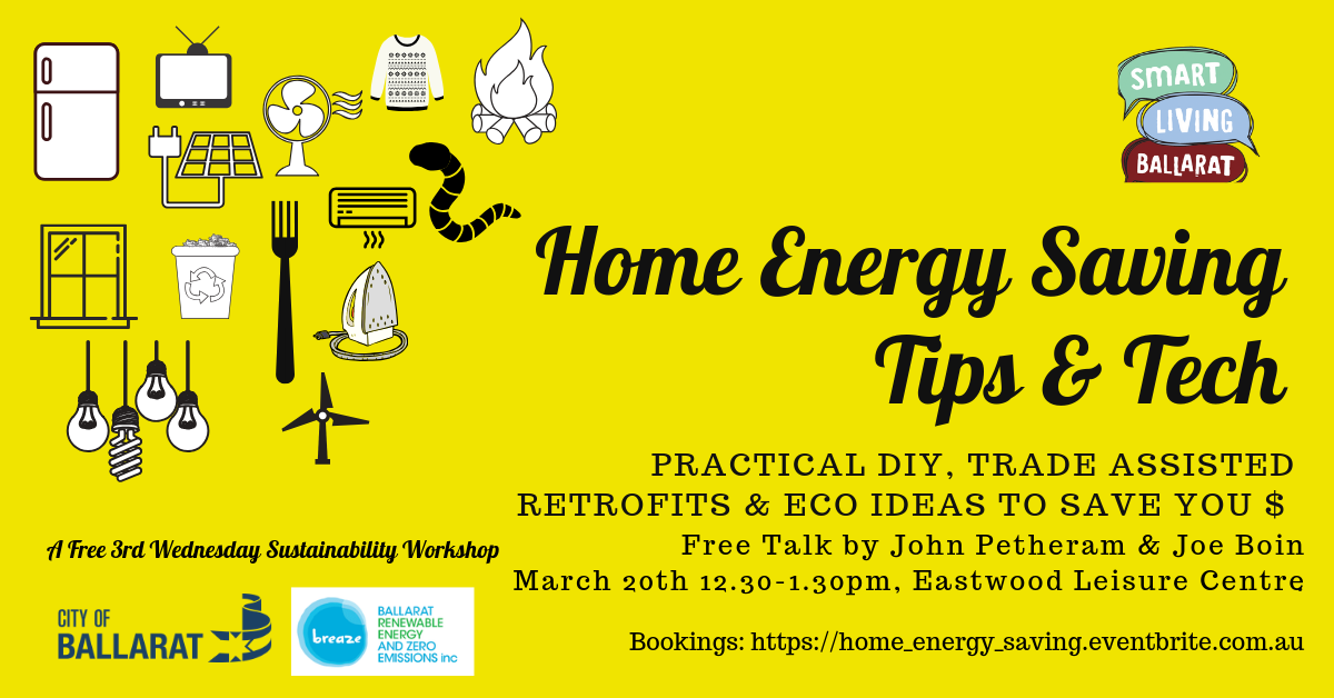 Home Energy Saving Tips & Tech