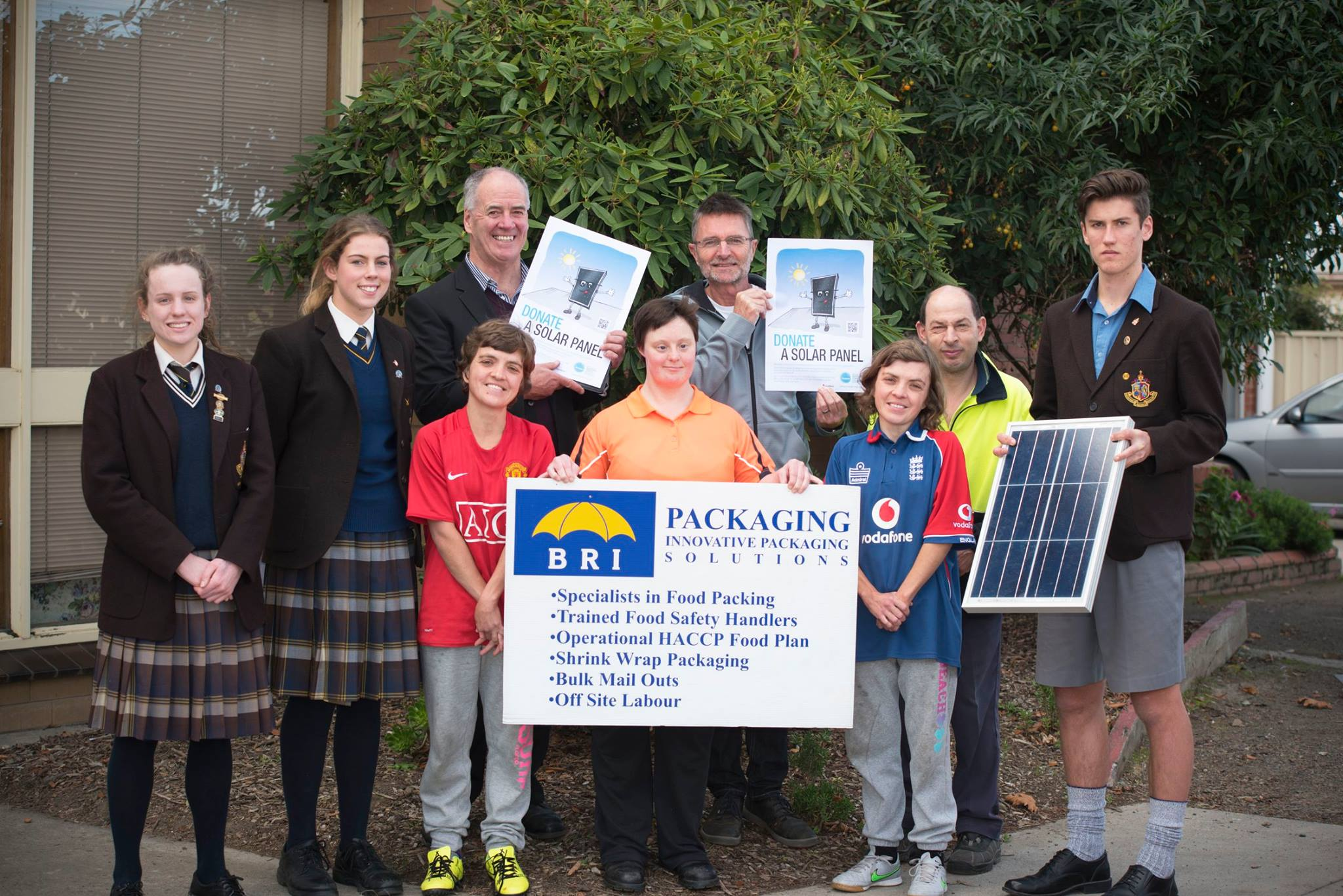 Social Solar for BRI - Ballarat Renewable Energy and Zero Emissions