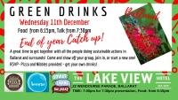 green drinks December