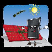 Sunny Christmas 800x800