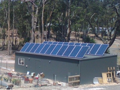 Off-Grid-Ready Solar Power System using Sapphire Solar Panels in LAL LAL Victoria 3352